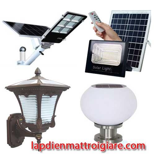 Sở hữu kiểu dáng sang trọng, tinh tế, chi phí và thao tác lắp ráp không quá khó khăn, các mẫu đèn năng lượng mặt trời không chỉ là sản phẩm để chiếu sáng